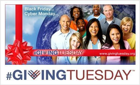 Kickoff The Holiday Shopping Season With #GivingTuesday