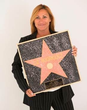 Marketing & PR Firm EMR Media Is Honored with Hollywood Walk of Fame Award