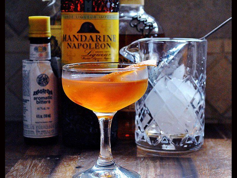 Spiced Almond Cocktail TNP Originals